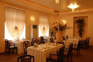 Ресторан / где поесть в Sakhalin Sapporo Hotel