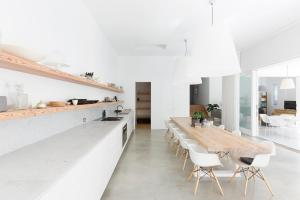 A kitchen or kitchenette at Coonanga Beach House