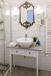 A bathroom at House Beletage