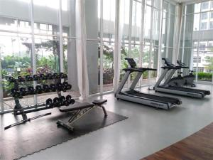 The fitness center and/or fitness facilities at Urban Studio Apartment - Vanda