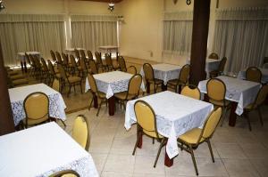 Um restaurante ou outro lugar para comer em SCHÄFER HOTEL