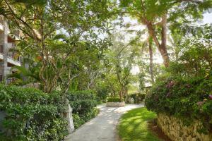 Een tuin van Novotel Bali Nusa Dua