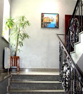 The lobby or reception area at Diadema Sheremetyevo