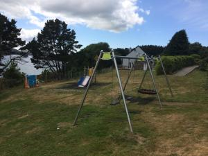 Children's play area at Berehaven Lodge