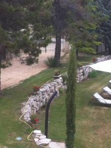 A garden outside Villa Le Grand Chene