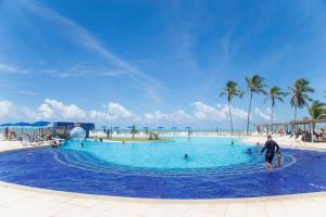 The swimming pool at or near Makai Resort All Inclusive Convention Aracaju