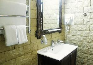 Ванная комната в Бутик-отель «Променадъ»
