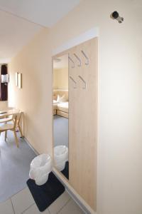 Ein Badezimmer in der Unterkunft Villa Ephraim