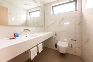 A bathroom at Villas Park Plava Laguna