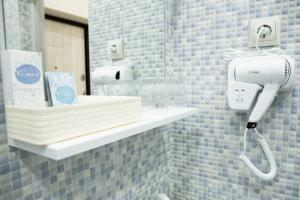 Ванная комната в Апартаменты Олимпийская студия