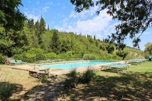 파토리아 산 도나토 내부 또는 인근 수영장