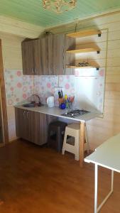 Кухня или мини-кухня в Apelsin