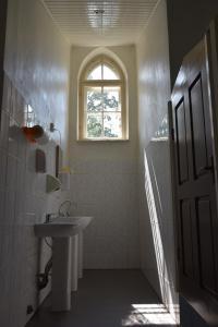 Vannas istaba naktsmītnē Gārsenes pils