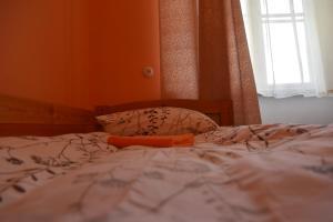 Gulta vai gultas numurā naktsmītnē Gārsenes pils