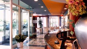 Restaurace v ubytování Hotel Bellevue