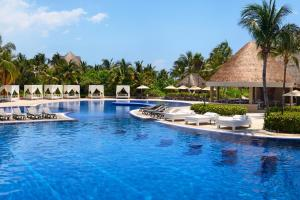 The swimming pool at or near Catalonia Playa Maroma - All Inclusive
