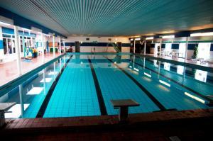 Swimmingpoolen hos eller tæt på Nymindegab Overnatning