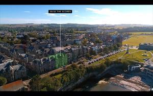 A bird's-eye view of 30B The Scores - 2018 luxury sea view apartment