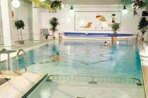 The swimming pool at or near Sligo Southern Hotel