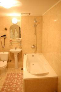 Ванная комната в Гостиница Турист