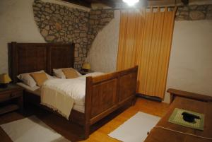 Un ou plusieurs lits dans un hébergement de l'établissement Country House Marića Gaj