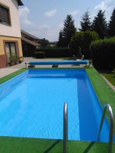 Bazén v ubytování Penzion Ivana nebo v jeho okolí
