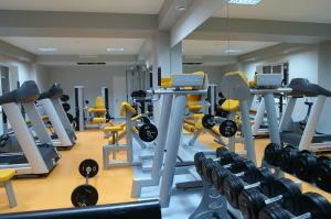 Фитнес-центр и/или тренажеры в Премьер Отель