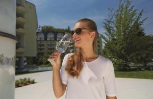 Gäste, die in der Unterkunft Hotel Zagreb - Health & Beauty übernachten