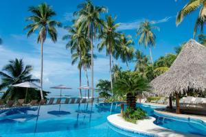 The swimming pool at or near Tango Mar Beachfront Boutique Hotel & Villas