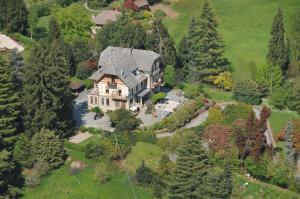 Vista aerea di B&B Villa Tavallini
