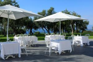 A restaurant or other place to eat at Anna Belle Elegant AgriResort