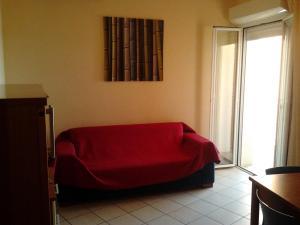 Area soggiorno di Residence San Paolo