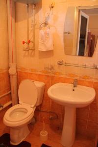 A bathroom at Biy Ordo Guest House