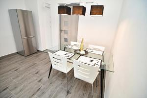 TV a/nebo společenská místnost v ubytování Apartment Pistany