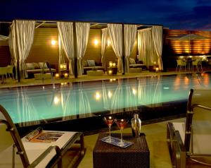 The swimming pool at or near The Highland Dallas, Curio Collection by Hilton