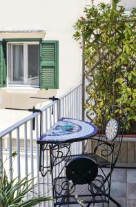 A balcony or terrace at Elisir B&B