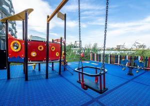 Zona de joacă pentru copii de la Hotel Vis