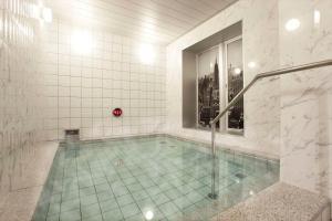 A bathroom at Daiwa Royal Hotel D-CITY Nagoya Nayabashi
