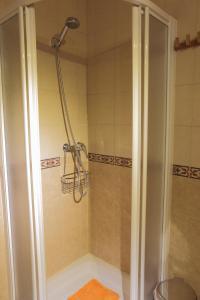 A bathroom at El Mirador de Riópar Viejo