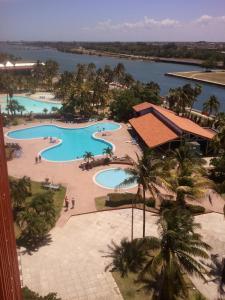 Вид на бассейн в Gran Caribe Puntarena playa Caleta или окрестностях