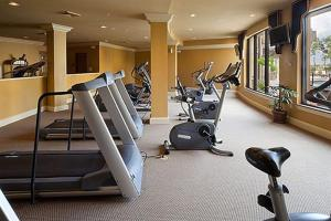 The fitness centre and/or fitness facilities at The Berkley, Orlando