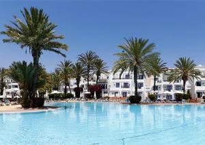 Piscine de l'établissement Atlantic Palace Agadir Golf Thalasso & Casino Resort ou située à proximité
