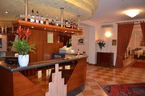 Vstupní hala nebo recepce v ubytování Hotel Olioso