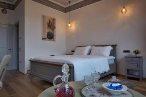 Ένα ή περισσότερα κρεβάτια σε δωμάτιο στο Vera Inn