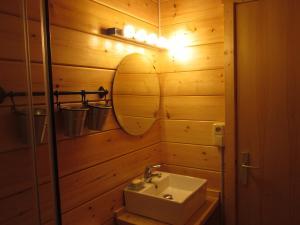Un baño de Casa Horta