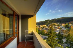 Балкон или тераса в Спа Хотел Девин