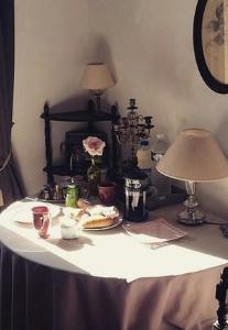 Restaurant ou autre lieu de restauration dans l'établissement La Cordière