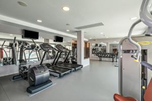 Γυμναστήριο ή/και όργανα γυμναστικής στο The Stanley
