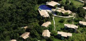 A bird's-eye view of Villas Pratagy resort