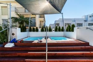 The swimming pool at or close to Essence Hotel Boutique by Don Paquito